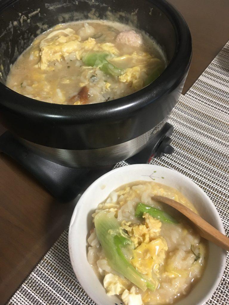 2017/2/27朝ご飯