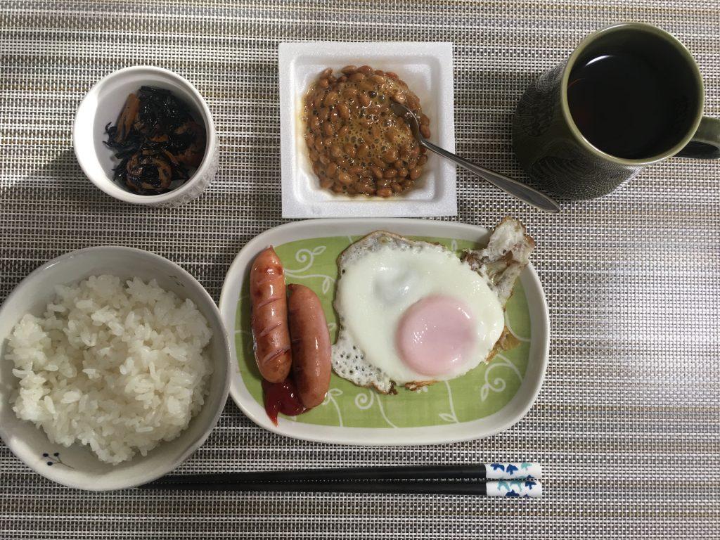 2017/2/28朝ご飯