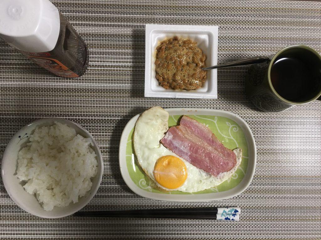2017/3/2朝ご飯